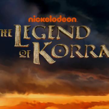 The Legend of Korra slider
