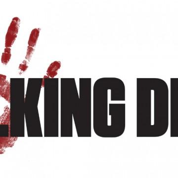 The Walking Dead slider