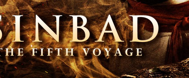 sinbad the fifth voyage slider