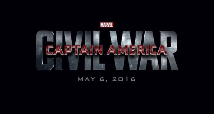 Captain America 3 Civil War Slider