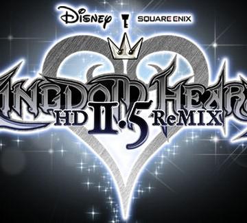 Kingdom Hearts 2 slider