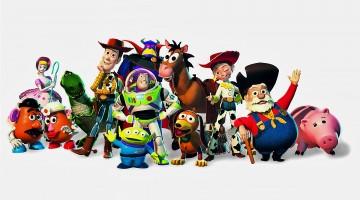 Toy Story slider