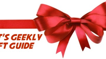DFAT Geekly Gift Guide