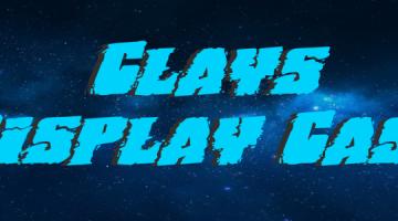 Clays Display Case slider