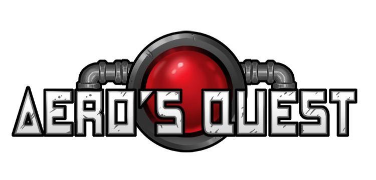 Game Logo - Aero's Quest (PC)