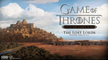 Game of Thrones Telltale Episode Two Banner