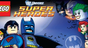 LEGO DC Comics Super Heroes Slider