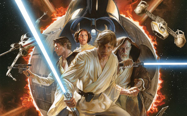 Star Wars alex ross variant slider
