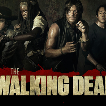 The Walking Dead Season 5 Slider