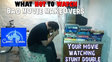 What not to Watch Comic book series