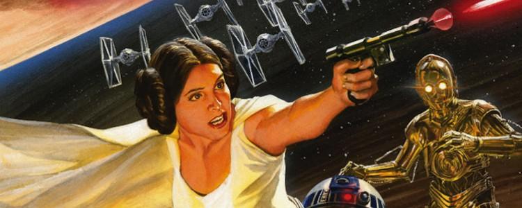 Princess Leia slider