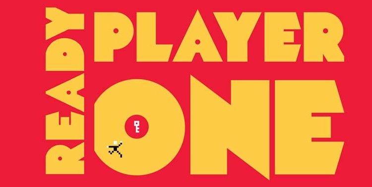 Ready Player One title