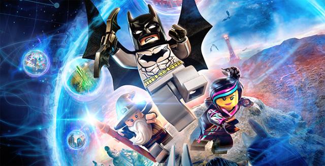 LEGO Dimensions slider