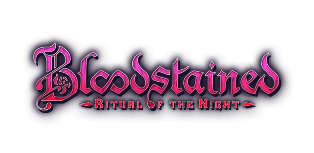Bloodstained: Ritual of the Night slider