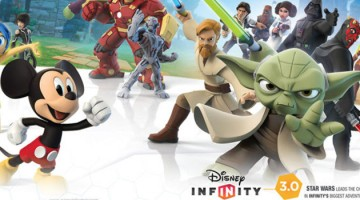 Disney Infinity Star Wars slider