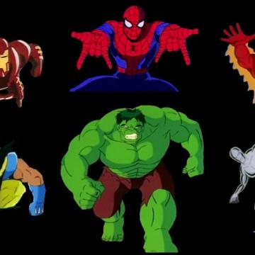 Marvel Cartoons