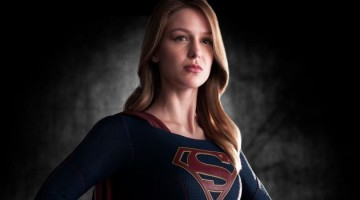Supergirl slider