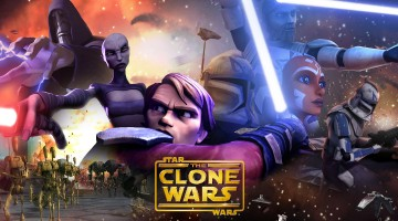 The Clone Wars review slider