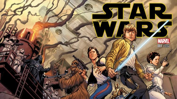 Marvel Star Wars slider