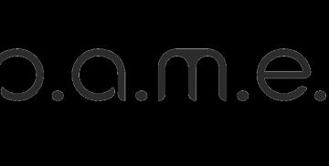 Pamela Logo PNG Dark