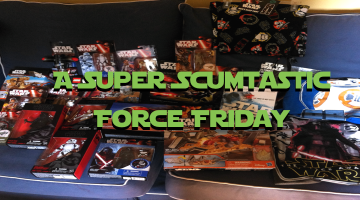 Scumtastic Force Friday Logo
