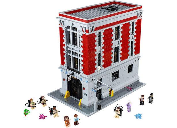Ghostbusters HQ LEGO