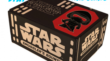 Smugglers Bounty Unboxing