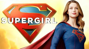 Supergirl logo slider