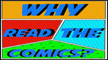 Why Read the Comics Slider