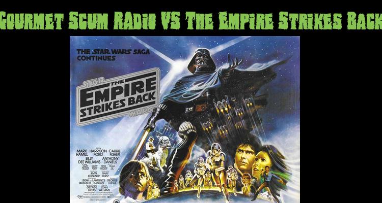 GSR vs The Empire Strikes Back