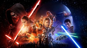 Force Awakens banner