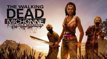 michonne walking dead game